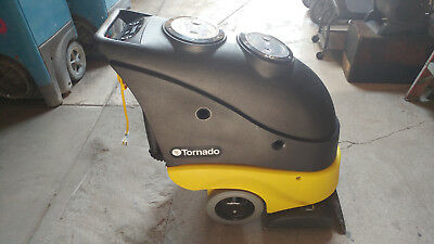 Tornado Marathon 800 Self-Contained Carpet Extractor with wand