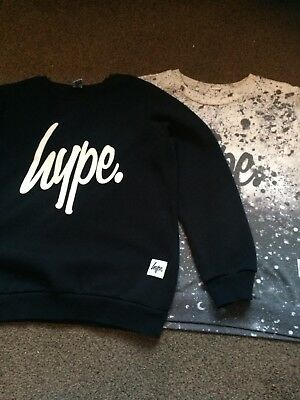 Hype Jumpers X2 11-12 Yrs