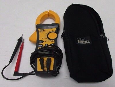 Ideal Clamp Meter 61-774 in Case