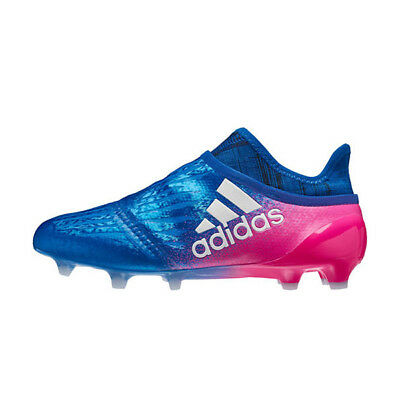save off 79fa1 e4f25 NEW ADIDAS X 16 Plus PureSpeed AG PureChaos Soccer Cleats BB5617 Size 12