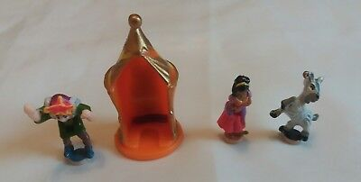 Vintage Polly Pocket Disney The Tiny Collection Hunch back of Notre Dame 99% Com