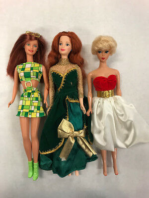 Barbie Mixed Lot with outfits