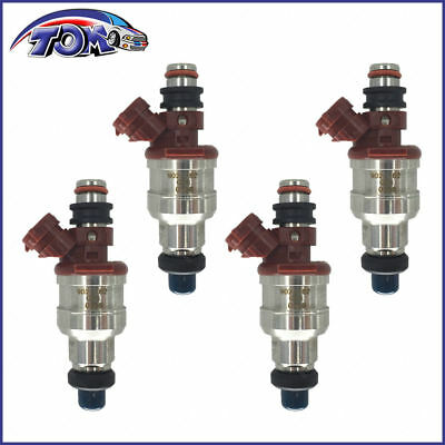 Fuel Injectors for Toyota 4Runner Pickup 89-95 22RE 2.4L Set 4