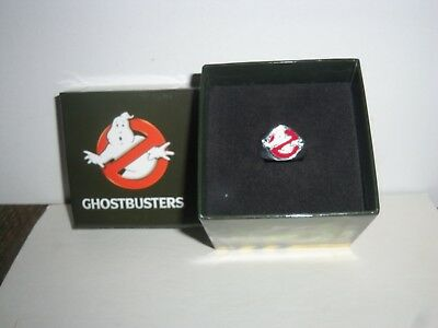 Factory Entertainment GhostBusters Logo Signet Ring Size Large (12)