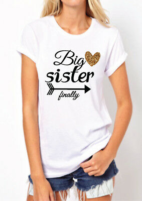 New I'm going to be a Big Sister Kids Children T Shirt Announcement Idea T-Shirt