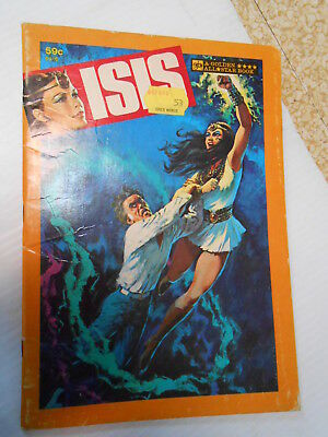 1977 ISIS  Golden All Star Book magazine NOS