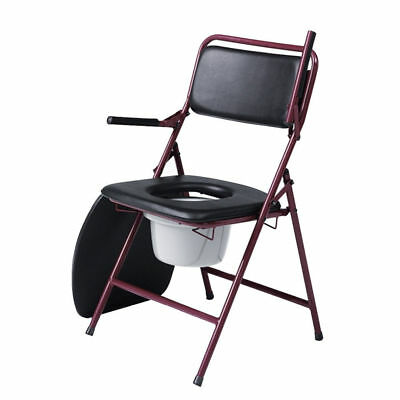 Roma Deluxe Folding Commode