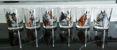 Horse Head Juice Cup GlassesBy Alma Dixon