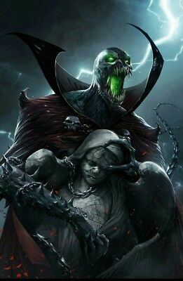 Spawn #280 Francesco Mattina Exclusive Virgin Variant Sold Out Limited 666 Print