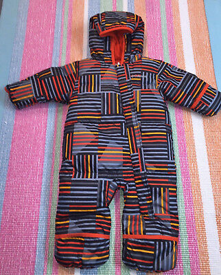 Columbia Snowsuit - Multi-Color - Size 6-12 Months - See all pics