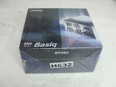 Antec Basiq 350W ATX12V V2.01 Power Supply *New*