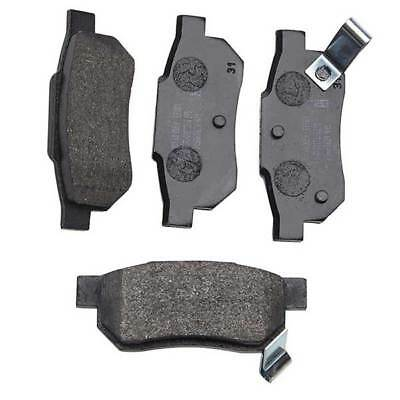 ROVER MG HONDA ACURA Rear Brake Pads Akebono System Low-Metallic NAO By Eicher