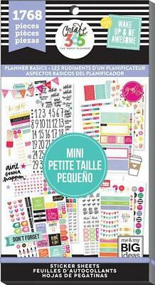 Mambi Happy Planner Planner Basics Mini Value Sticker Book 1768 Sticker