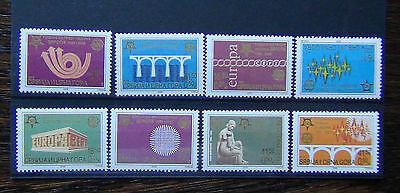 Serbia & Montenegro 2005 50th Anniversary of Europa Stamps set MNH