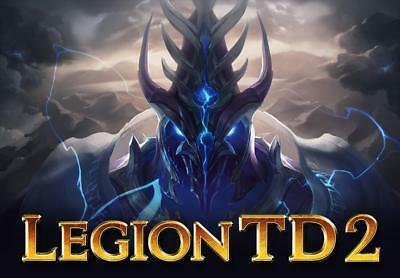 Legion TD 2 -PC Global Play Not Key/Code - Günstigst