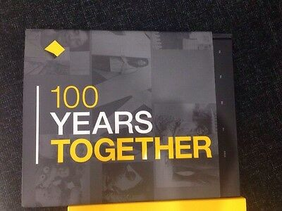 Commonwealth Bank 100 Years Together Book Brand New Perfect Condition