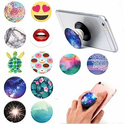 Hot Universal Pop Up Stand Expanding Phone Holder For iphone Samsung Huawei
