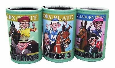 Winx - Kingston Town - Rekindling - Stubby Coolers