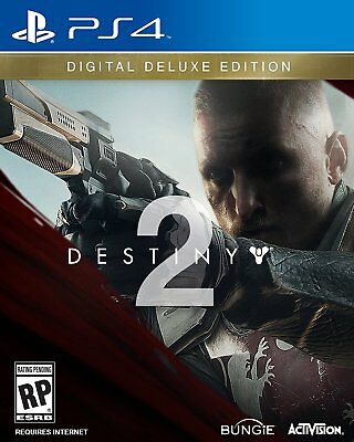 Download Code Destiny 2, PS4-Gamekey digital Deluxe Edition