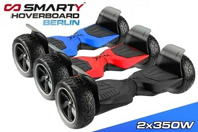 Hoverboard Berlin 2x 350W Smarty 8.5 Zoll mit oder ohne APP Balanceboard