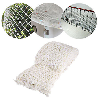 AU Stock Cargo Rope Outdoor Play Climbing Frame Safety Natural Net Home Decor