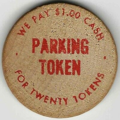 Meadville Pennsylvania parking good for token - Crawford County Trust