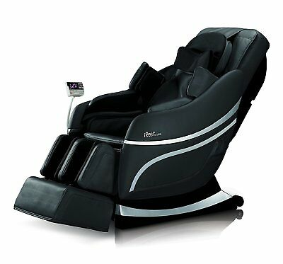 Irest SL A33 iRest Massage Chair - High End Product - $7500.00 New - Black