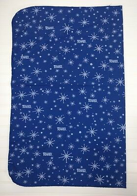 """Little Partners The Learning Tower Night Sky Tent Fabric Stars 41"""" x33"""""""