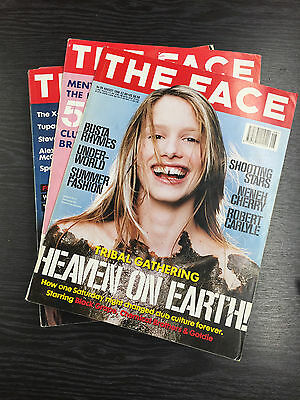 The Face Magazines COLLECTION: Vol 2- 10 Issue 1996