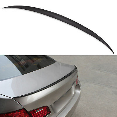 Abs M5 Style Rear Boot Trunk Lip Spoiler Wing For Bmw 5 Series F10 Saloon 10-17