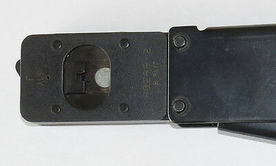 AMP 90299-2 Type F 14-16 AWG Hand Crimp Tool for Mate-N-Lock Contacts