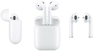 The AirPods Wireless Bluetooth Earphones - White