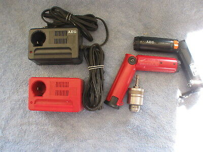 Milwaukee And Aeg Small Cordless Drill Drivers