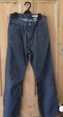 H&M Relaxed Fit Skater Jeans 164cm Age 13-14