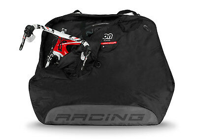SCICON Tasche Cycle Bag Travel Plus Racing für Rennrad + Triathlon + MTB 26