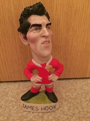 James Hook - Welsh Rugby Player - Mini Grogg
