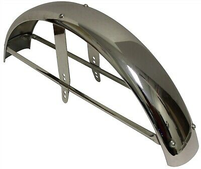 Replacement Chrome Front Fender Honda CB93 Motorcycle SuperSport 125 NEW