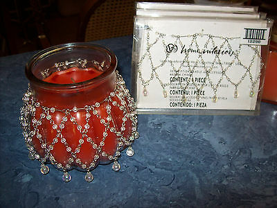 Home Interiors -  Candle  Necklace  for 12oz and larger Candle