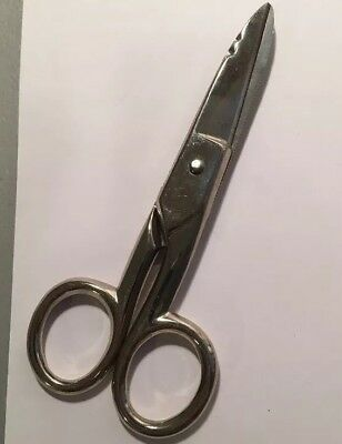 Southwire Electricians Scissors ES 001 Nickel Plate Finish 5 inches