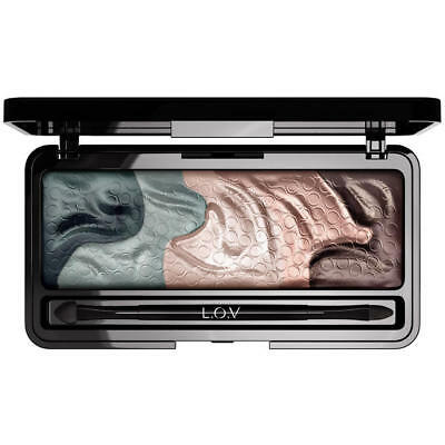 L.O.V LOVICONYX eyeshadow & contouring palette 830 - A Garden Party With Kate