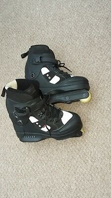 Anarchy Chaos In Line Skates   size 9 adult