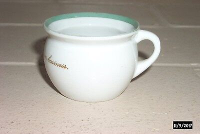 Miniature Novelty Chamber Pot An Eye On The Inside Bottom Made In Germany