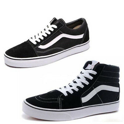Nice VAN SK8 Classic OLD SKOOL Low / High Top Suede Canvas sneakers MENS Shoes