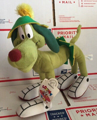 Looney Tunes Marvin the Martian K-9 Dog Plush Bendable  With Tags Applause