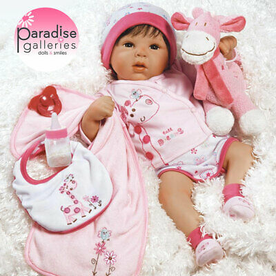 Handmade Reborn Baby Doll Newborn Realistic Girl Paradise Galleries Tall Dreams