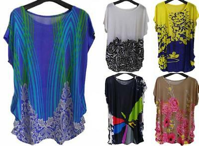 WHOLESALE BULK LOT OF 10 MIXED STYLE BOHO Tunic Kaftan Top /Bikini Cover Up T057