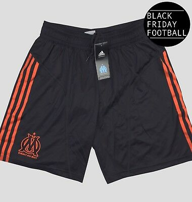 Marseille Third Shorts - Official adidas Football Shorts *BLACK FRIDAY SALE*