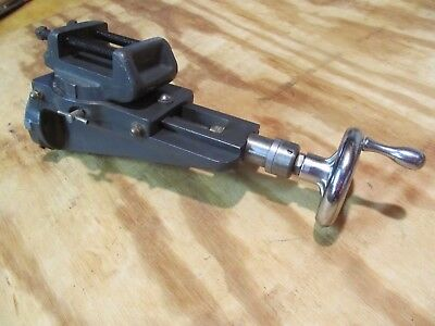 Atlas / Craftsman Metal Lathe Milling Attachment M6-501 6 Inch
