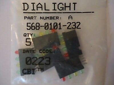 160 Led Assembly, Dialigth P/n 568-0101-232
