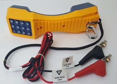 Fluke Networks TS19 Telephone Test Set  NEW without tags Free Shipping*fast